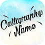 Calligraphy Name Art APK icon