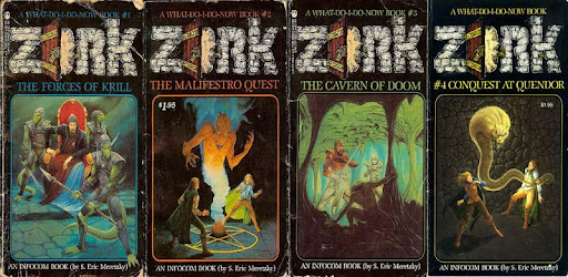Choose Your Own Adventure: Zork - Apps on Google Play