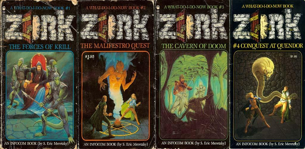 Download Choose Your Own Adventure Zork APK Latest Version App For Android Devices