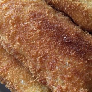 Dutch Fried Cheese Pastries - KAASSOUFLÉ