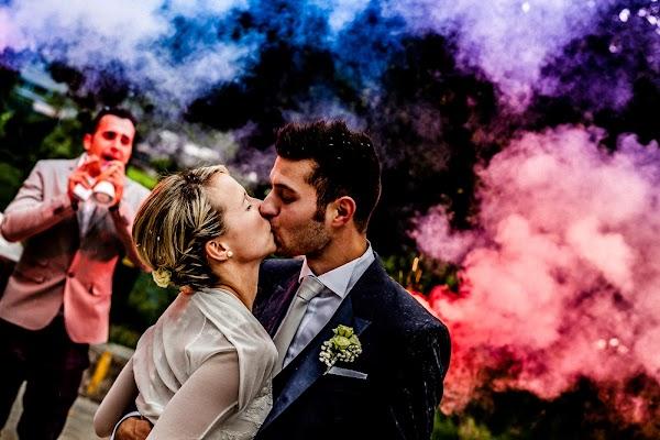 Fotografo di matrimoni Salvatore Ponessa (ponessa). Foto del 27.08.2016