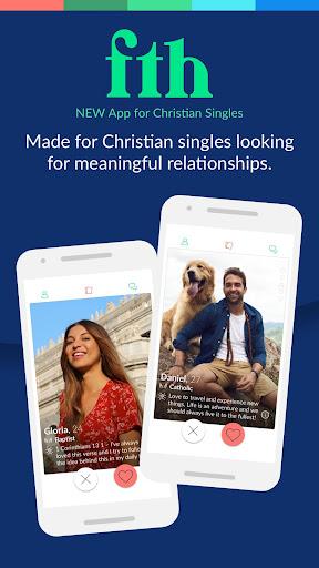 fth - Christian Dating screenshot 1