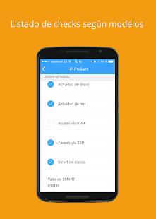 Aplicación móvil GMAO CLOUD - náhled