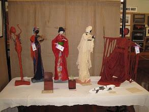 Photo: Meeniyan Art Show - October/November 2009 - Amahdi wins an award!!