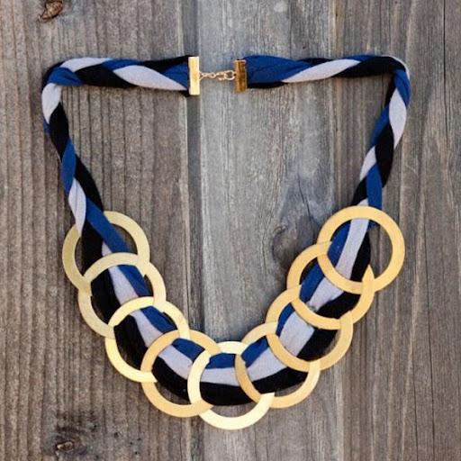 DIY项链