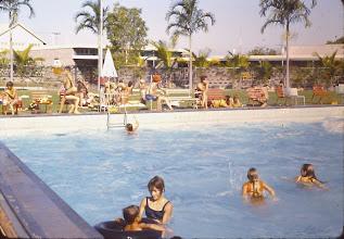 Photo: Swimming pool at Darwin, (Jun 1969)