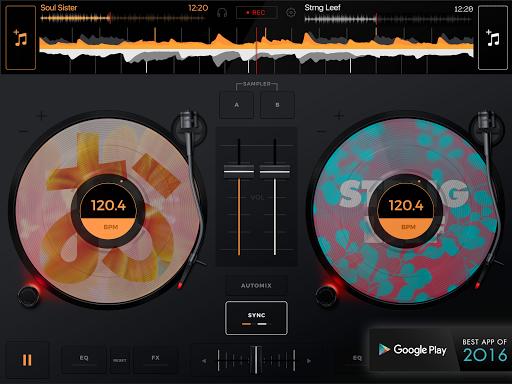edjing Mix: DJ music mixer 6.5.2 screenshots 6