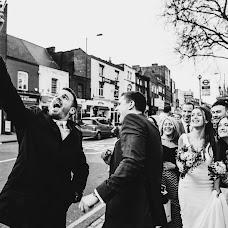 Wedding photographer Mark Wallis (wallis). Photo of 26.11.2017