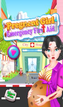Pregnant Girl Emergency Doctor