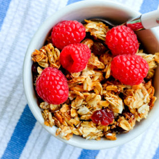 Crispy Rice Granola Recipes