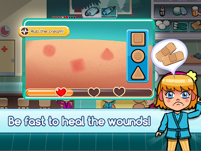 Hospital Dash - Simulator Game