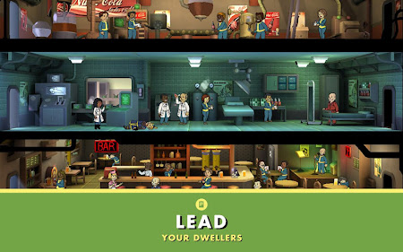 Fallout Shelter 1.2.1 screenshot 152556