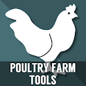 Poultry Farm Tools icon