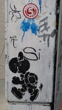 """Photo: Stencil; Unknown Artist; """"Turtle"""""""
