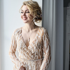 Wedding photographer Lilya Nazarova (lilynazarova). Photo of 16.04.2018