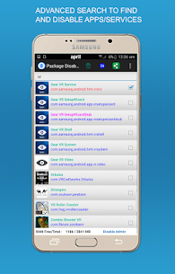 Package Disabler Pro Apk (Samsung) 2