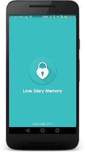 Love Diary Memory - Write Secret Diary with Lock - náhled