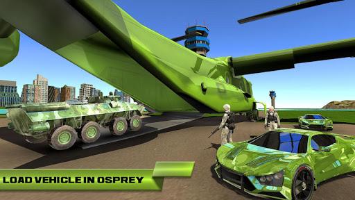 US Army Car Transport Cruise Ship Simulator 2020 2.7 screenshots 1