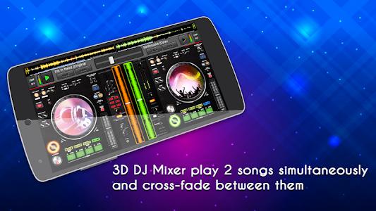 Download 3D DJ Mixer PRO – Music Player APK latest version