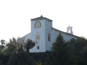 Photo: Alajar santuario