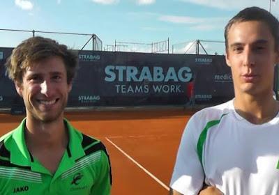Wimbledon: la paire belge éliminée aux portes du tableau final