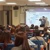 國際商務系辦理技職再造方案-實習講座