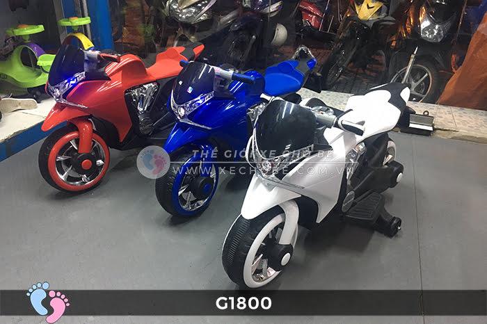 Xe mô tô điện trẻ em g1800 1