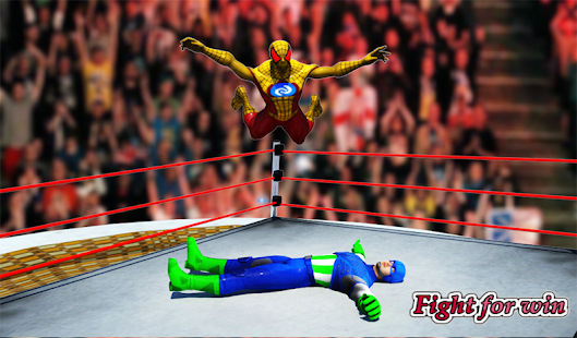 [Download Grand Superheroes Ring Battle for PC] Screenshot 21