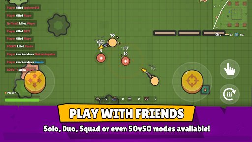 ZombsRoyale.io - 2D Battle Royale 1.5.7 screenshots 4