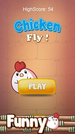 Little Chicken Fly