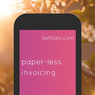 Sell Sahi Point of Sale App - náhled
