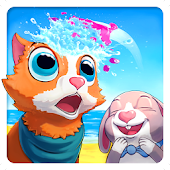 Peppy Pals Beach - Friendship