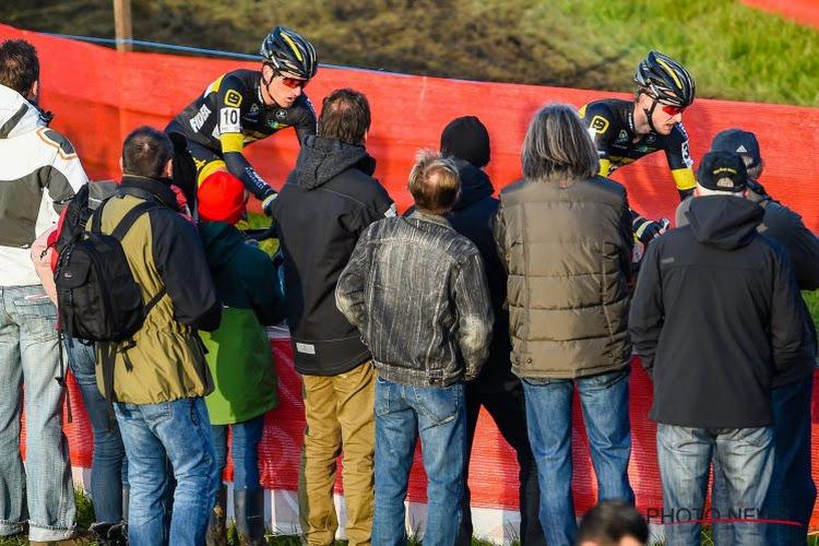 Cyclocross in Merksplas gaat voorlopig zonder publiek door