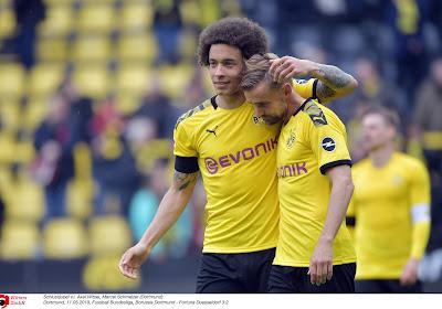 Borussia Dortmund stelt elektrische nieuwe truitjes voor