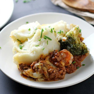 Slow-Cooker Shepherd's Pie