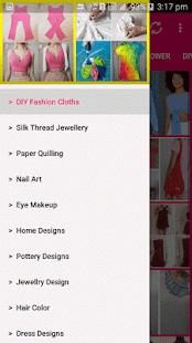 DIY Fashion Clothes Ideas - náhled