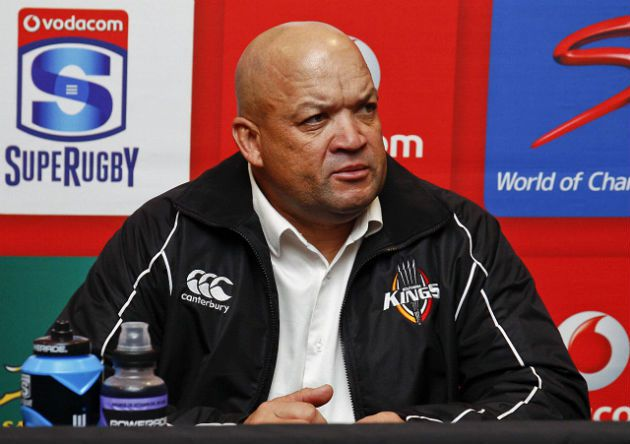 Southern Kings head coach Deon Davids. File picture