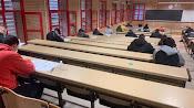 La mascarilla será obligatoria en la prueba, tal y como ocurre a diario en la Universidad de Almería.