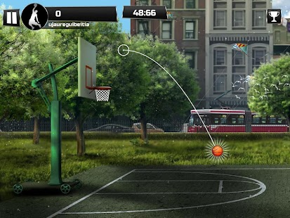 iBasket Pro - Street Basketball Screenshot