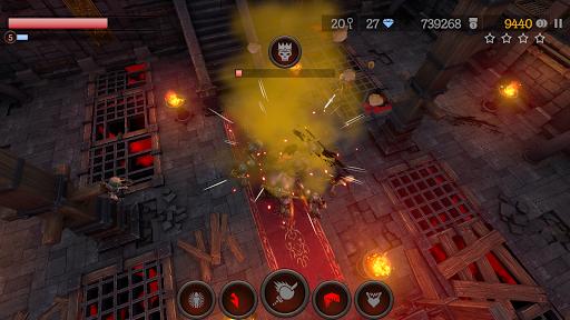 Code Triche Dungeon Mania apk mod screenshots 3