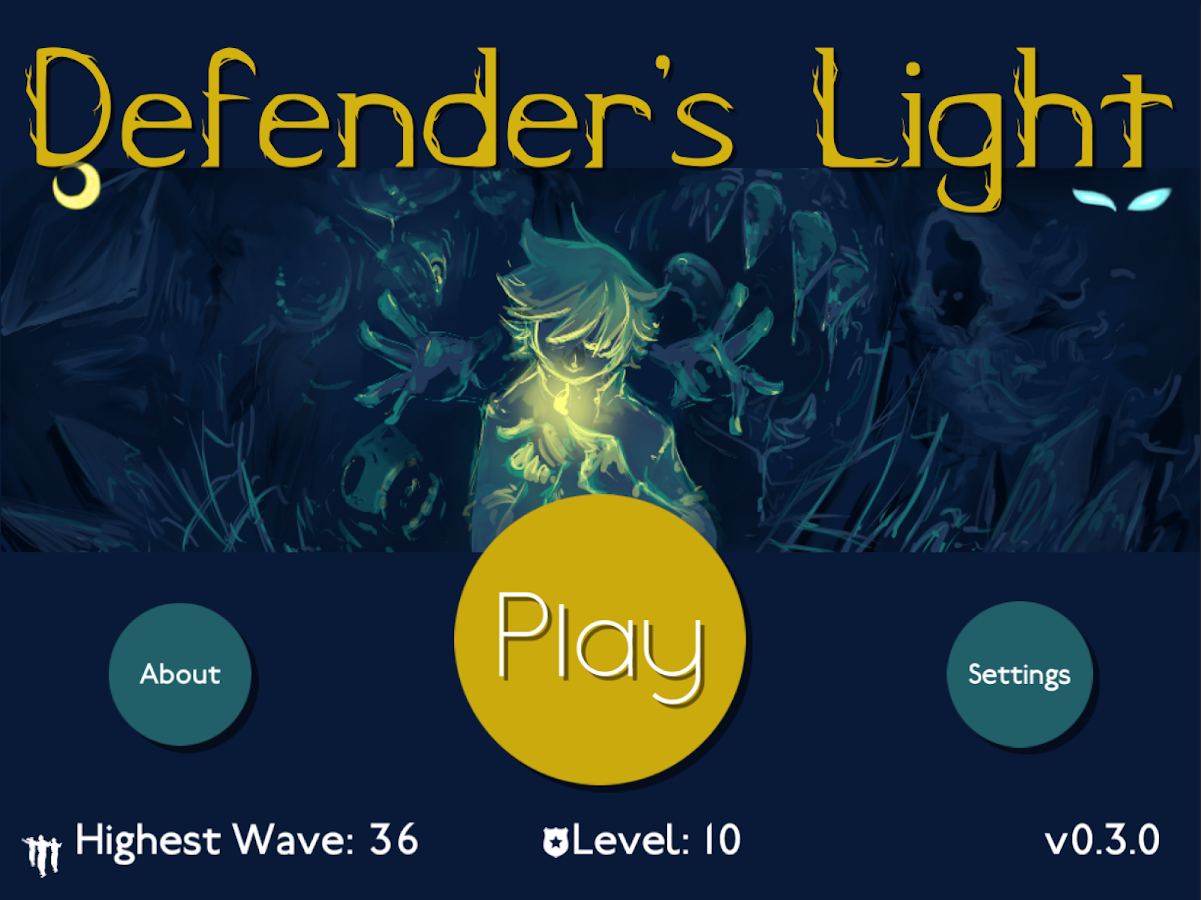 Defender's Light- screenshot