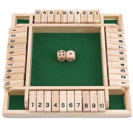 Shut the box - Spil