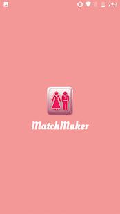 MatchMaker - náhled