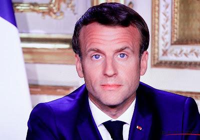 Aankondiging Macron belangrijk en tegelijkertijd niet bepalend voor Ronde van Frankrijk