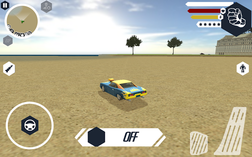 Muscule Car Robot 2.1 screenshots 4