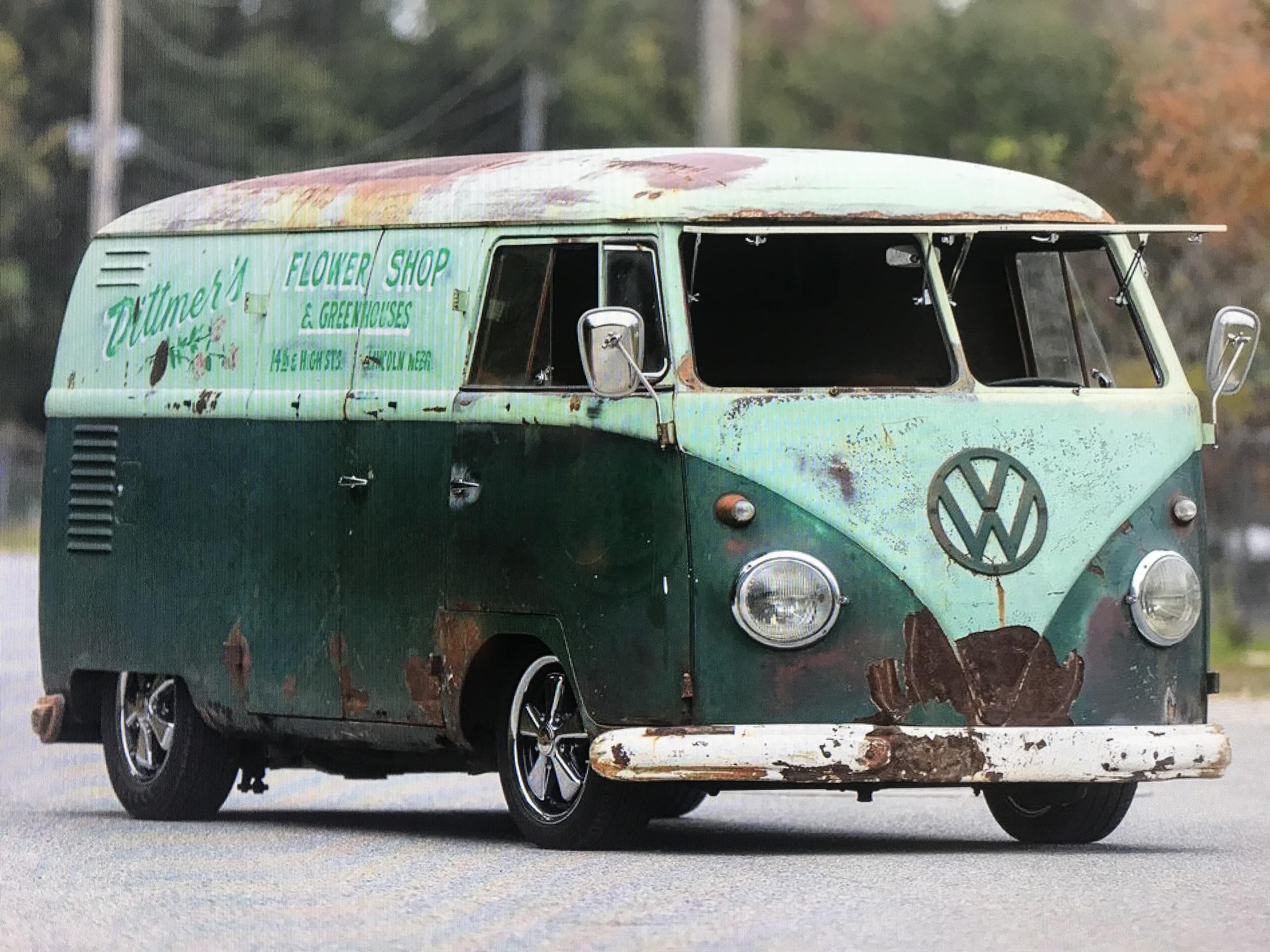 Volkswagen Bus Hire Carlsbad