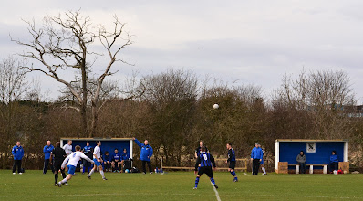 Photo: 25/02/12 v Hykeham Town (Lincolnshire League) 0-1 - contributed by Andy Gallon