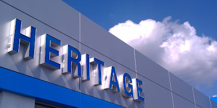 Photo: Heritage Chevrolet - Owings Mills, MD