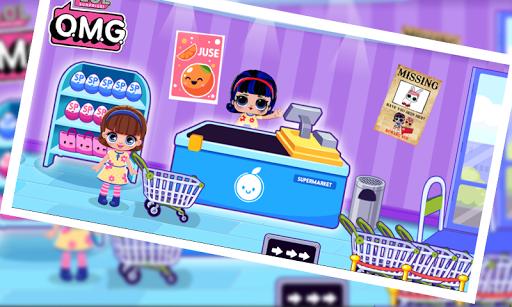 OMG Dolls Supermarket Surprise screenshot 3