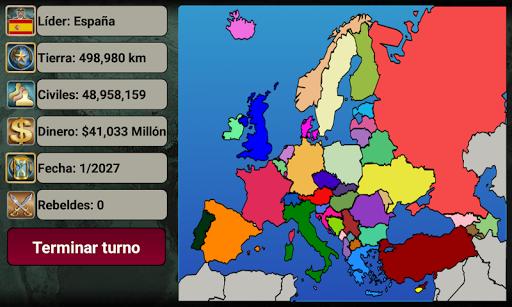 Imperio de Europa 2027  trampa 2